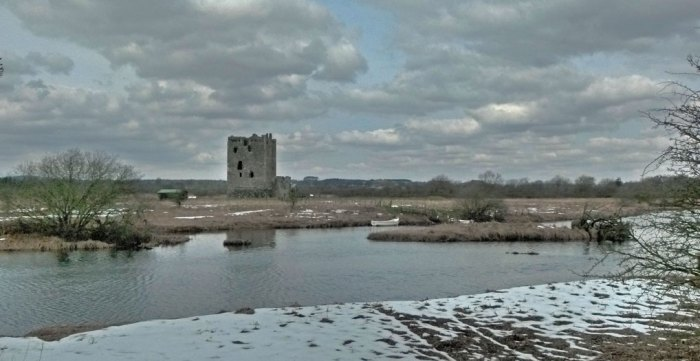Threave Castle, river Dee