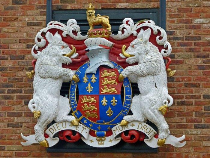 Richard III's coat of arms