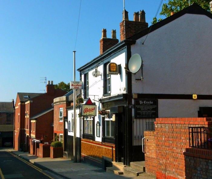 Ye Cracke, Rice Street