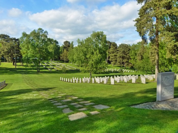 Deutsche Soldatenfriedhof, Cannock German Military Cemetery