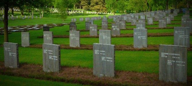 Deutsche Soldatenfriedhof, Cannock Chase