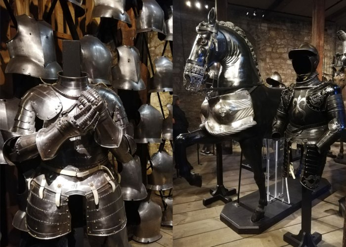 Armour, Tower of London