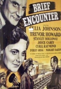 Brief Encounter film poster
