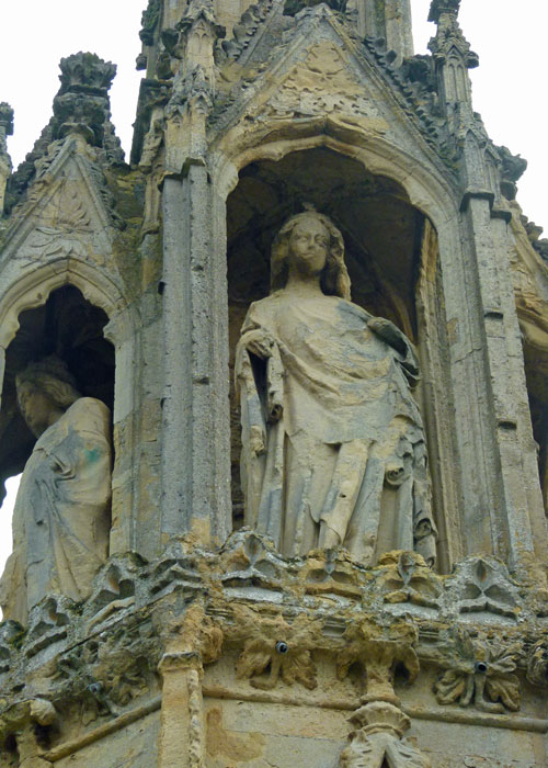 Eleanor Cross, Hardingstone, Northampton