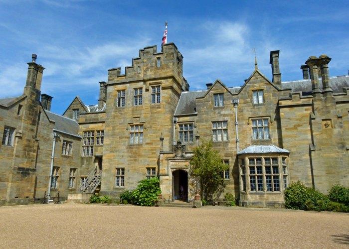 Scotney Castle, Victorian House