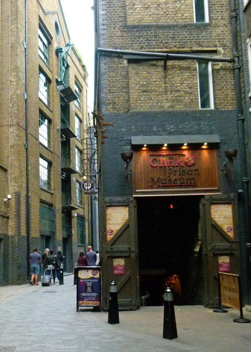 Clink Museum, London