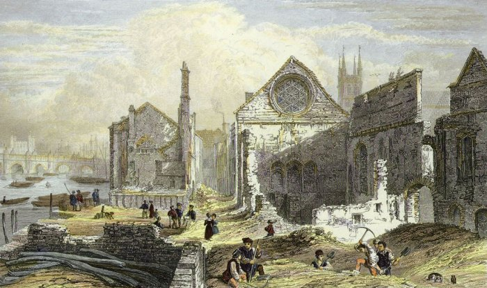 Winchester Palace 1830