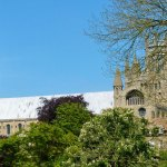 Ely Cathedral, Cambridgeshire - 'the Ship of the Fens'.