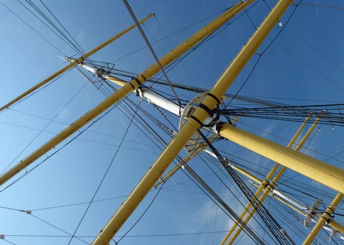 Tall Ship, Glenlee, Glasgow, Riversaide