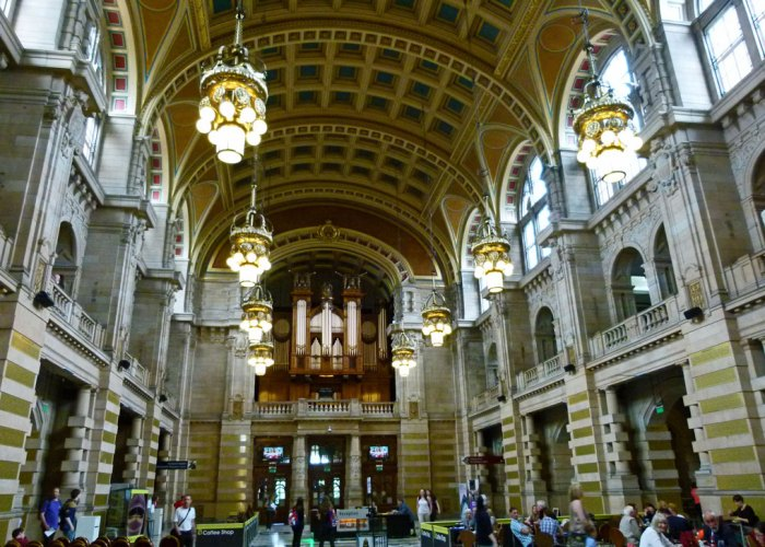 Kelvingrove Museum and Art Gallery, Glasgow