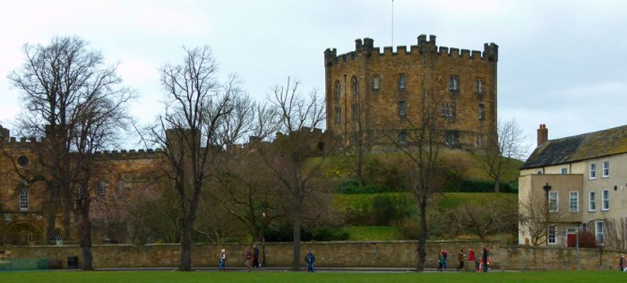 Durham Castle, University College, Durham University