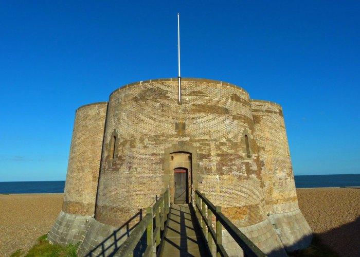MARTELLO TOWER, Aldeburgh