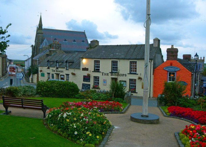 Bishops Pub, St Davids, Pembrokeshire
