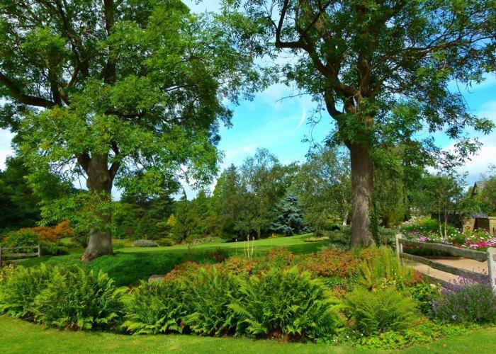 RHS Garden Harlow Carr near Harrogate