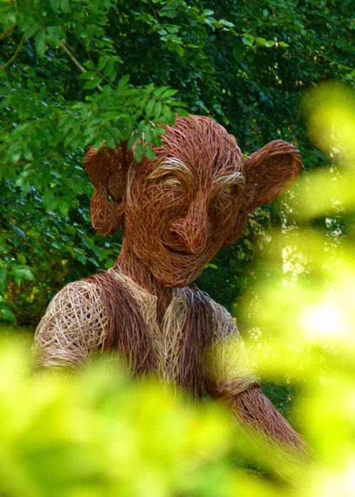 BFG, Harlow Carr, garden, Yorkshire