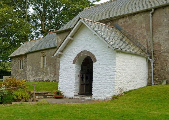 Oare Church, Exmoor, Somerset