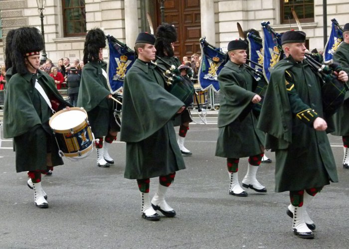 Regiment of Scotland
