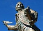 Thomas Paine's Statue, Thetford, Norfolk