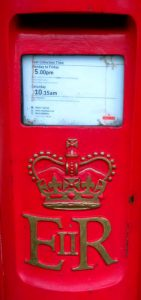 Royal Mail, 500th anniversary, Anniversaries 2016