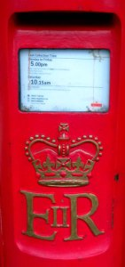 Royal Mail, 500th anniversary, Anniversaries 2016