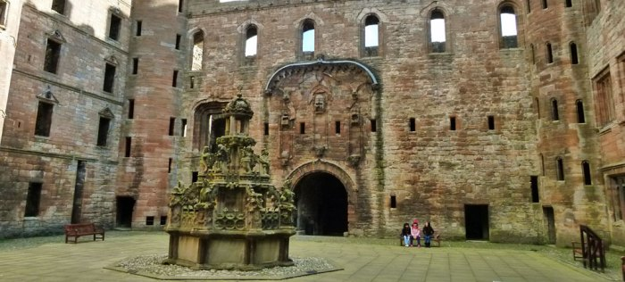 Linlithgow Palace, Mary Queen of Scots, birthday, Anniversaries, 2017