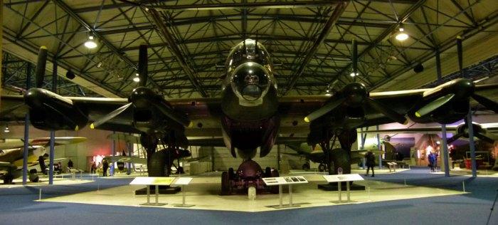 Avro Lancaster, RAF Hendon, Anniversaries, 2017