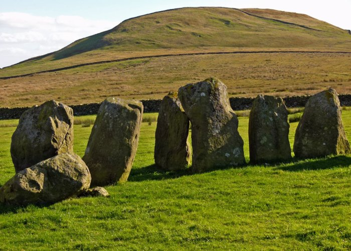 Swinside, stone circles, Britain
