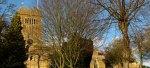 All Saints church, Saxon, Earls Barton, Northamptonshire