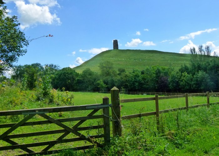 Glastonbury Tor, King Arthur, Somerset