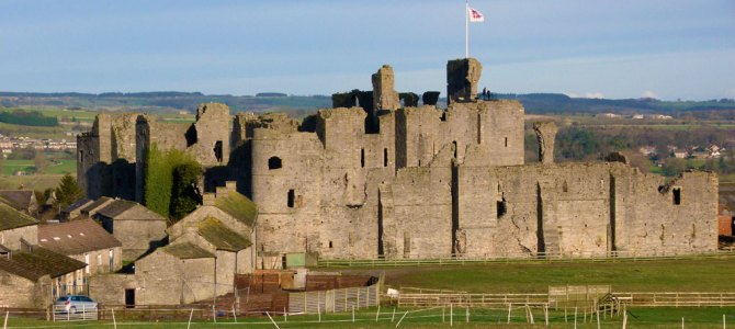 Middleham Castle, home of kingmaker and king