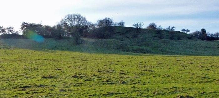 Middleham, Norman castle