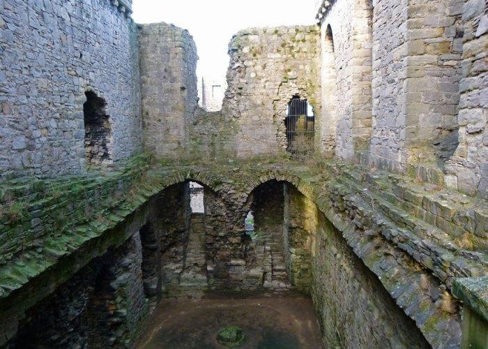 Great Hall, Middleham, Richard III, castle