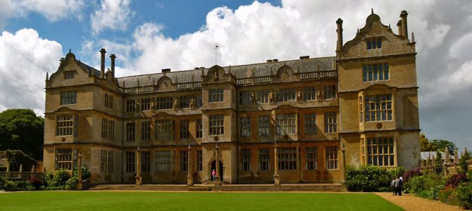 A visit to Montacute House