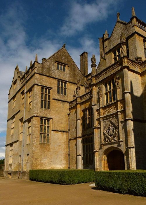 Montacute House, east front