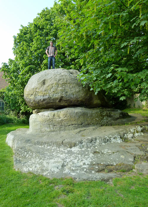 Chiding Stone, Chiddingstone, Kent