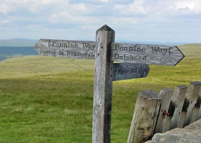 Pen-y-Ghent, Pennine Way, Horton in Ribblesdale