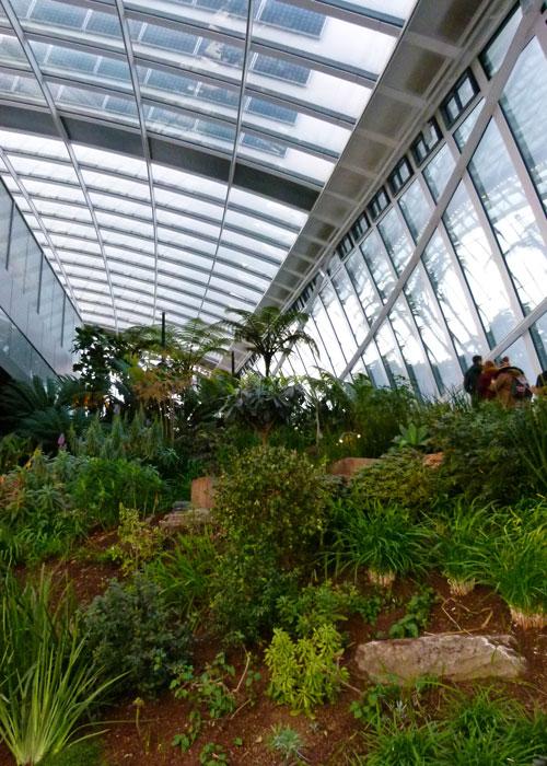 Garden, Sky Garden, visit