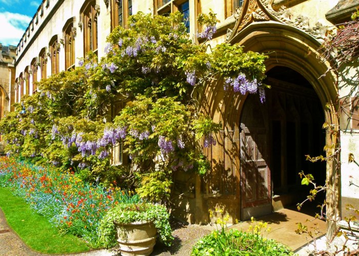 Chapel Passage, Old Library, Balliol College, Oxford