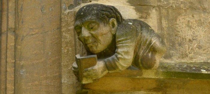 Grotesque, Balliol College, Oxford