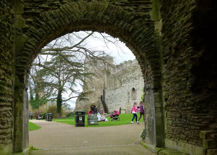 Newark Castle, Nottinghamshire