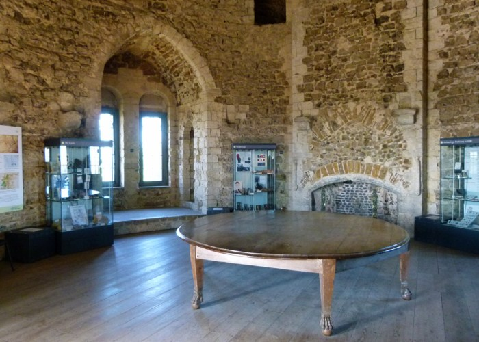 Orford Castle, Orford Museum, Suffolk