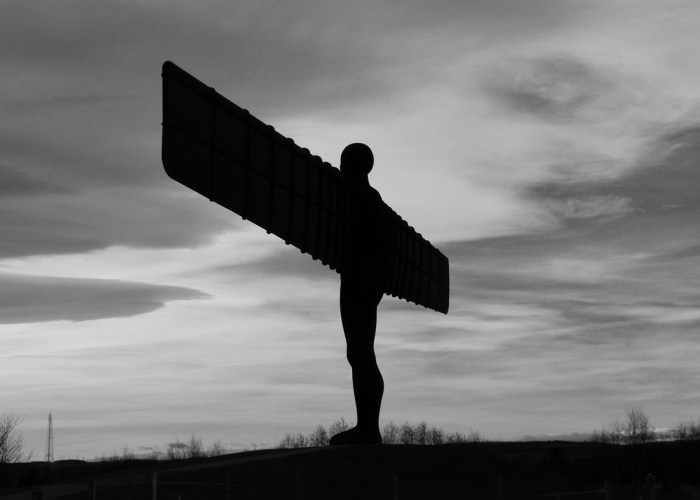 Gormley, Angel of the North, Gateshead, Tyne & Wear