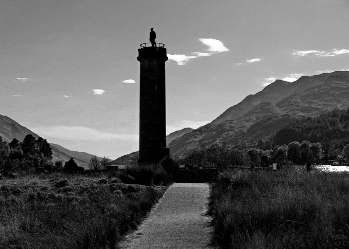 Glenfinnan Memorial, Highland, visit Scotland