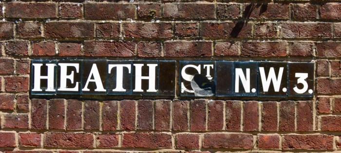 Heath Street, Hampstead, NW3