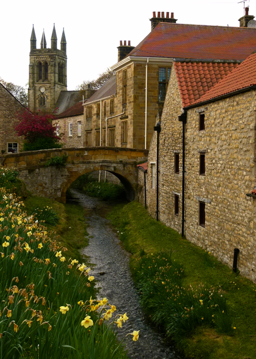 Helmsley, towns, North Yorkshire