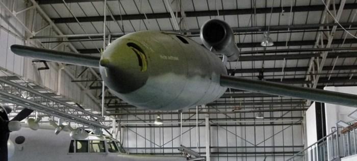 Museum V1, Flying Bomb