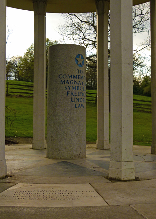 Magna Carta Memorial, Runnymede, Surrey