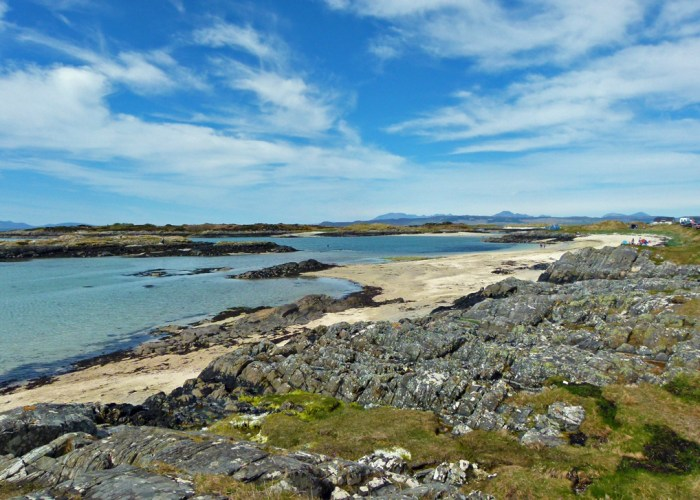 White Sands of Morar, visit Scotland