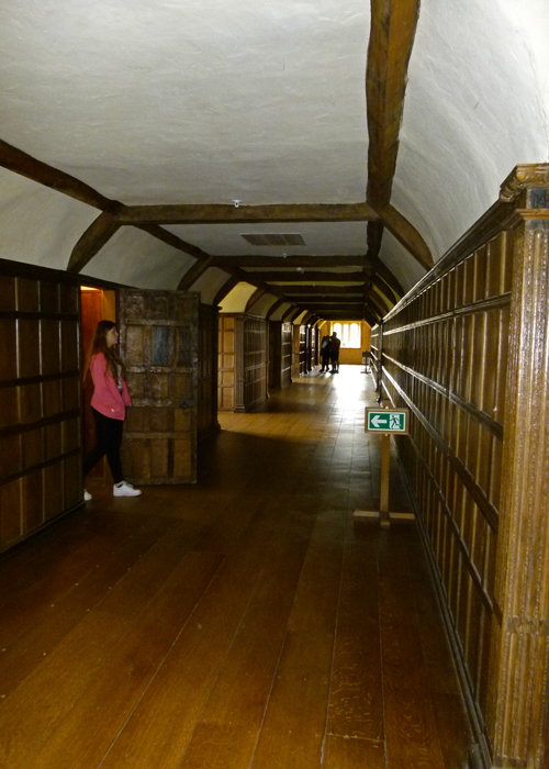 Tudor, Long Gallery, Barrington court
