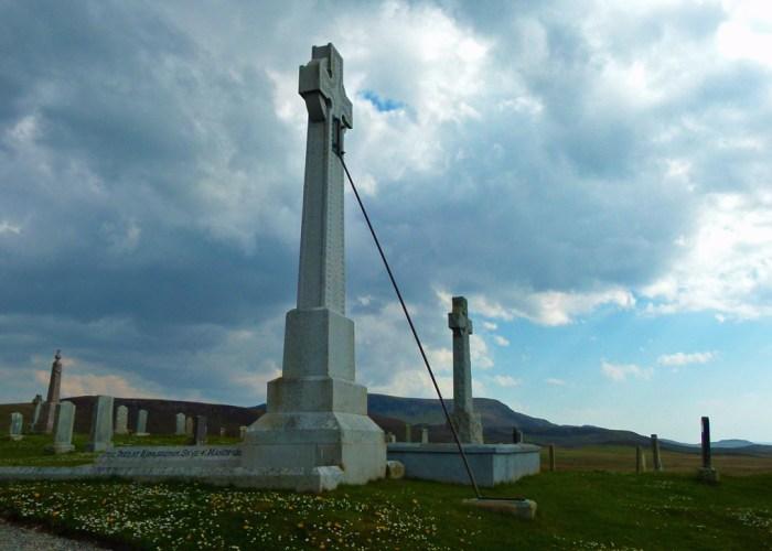 FLORA MacDONALD'S Memorial